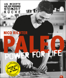 """PALEO power for life"" von Nico Richter"